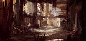Abandonded by Rahzy