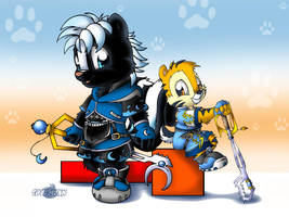 KeyBlade Cubs by Tavi-Munk