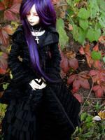 Autumn Walk by Aoi-kajin