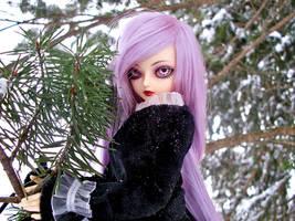 Winter Bird by Aoi-kajin