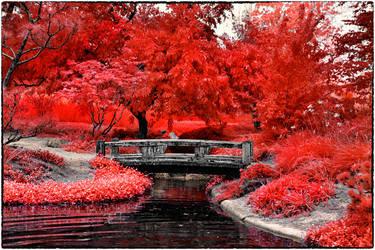 Puente Rojo by helios-spada