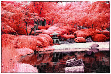 Red Pond by helios-spada