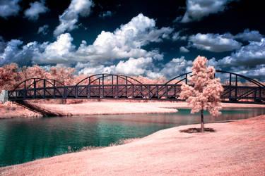 Forgotten Bridge by helios-spada