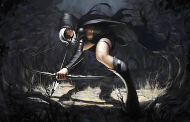 Dark Archer by SyarPage