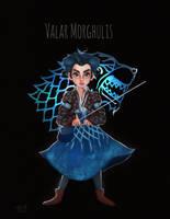 Valar Morghulis by Niniel-Illustrator