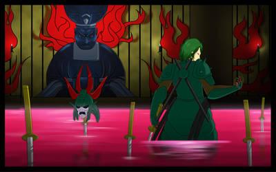 Sekhmet: Warlord of Venom by LdySubaru