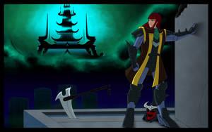 Anubis: Warlord of Cruelty by LdySubaru