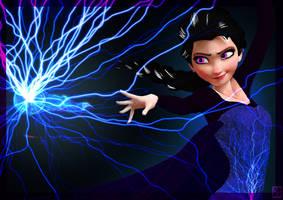 Plasma Elsa by Miss-Ellanius