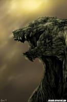 Godzilla Earth by KaijuKid