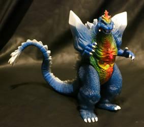 Kaiju Toybox: Trendmasters Spacegodzilla by KaijuKid