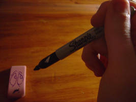 The Sharpie by YouHaveAShortMemory