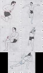 Don Bluth University - Draftsmanship, Week 2 by YouHaveAShortMemory