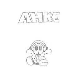 Ahke's Slight Redesign by ShyGamer108