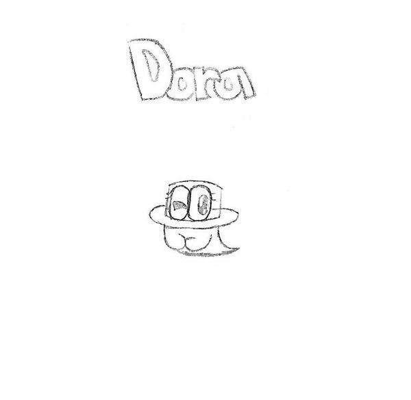 Dora, the First Newbie by ShyGamer108