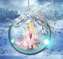 Fairy Christmas by Marjie79