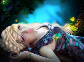 Elle deviendra Dryade by Marjie79