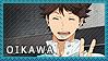 Oikawa Tooru - Stamp by Replica-sensei