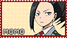 Yaoyorozu Momo - Stamp by Replica-sensei