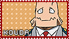 Kouda Kouji - Stamp by Replica-sensei