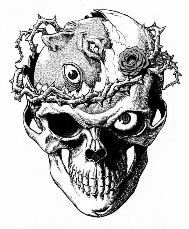 The Crimson Behelit By Deathwish874