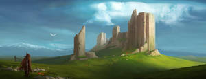 Environmentsketches10 Refined1 by LukasBanas