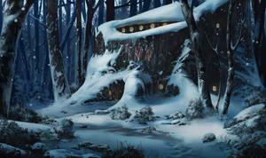 The Inn by LukasBanas