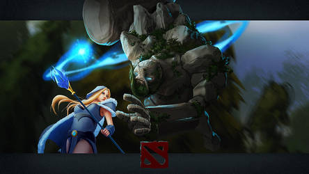 Dota2 Loading Screen 1 by LukasBanas