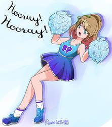 [MRA] -P- Go, Go! Fancy Parapluie! by TLoZ-Freack123