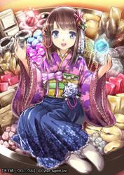 Tenka Touitsu Chronicle by sasana-u