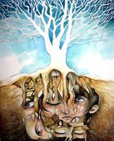 consciousness by fezzygeb