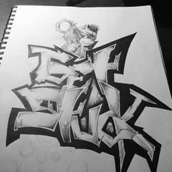 graffiti doodle 1 by adolessence on deviantart