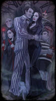 The Addams Family by arashicat