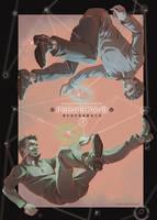 Avengers Science Bros new fan comic by arashicat