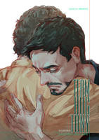 Team Hug Tony by arashicat