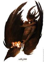 La griffe du diable by Vorace-Art