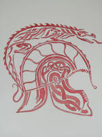Dragon's Helmet by Sokoke00500