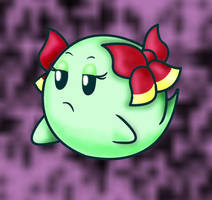Paper Mario: Bow by EternallyOptimistic