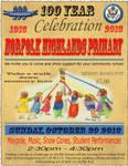 Norfolk Highlands Primary School 100Y celebration. by DanielLeeHawk