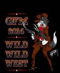 For GFM 2014 wild wild west convention by DanielLeeHawk