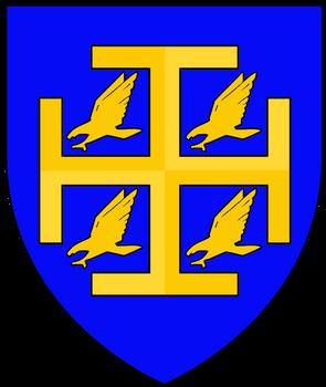 Hawk Coat of Arms by DanielLeeHawk