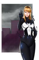 Gwen Venom by dewamadewidnyana