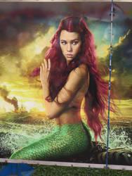 Fair Mermaid by stampingqueen