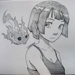 Random Drawing by Lokenauz