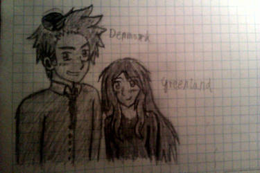 APH: Danmark and Greenland by dark-secret1