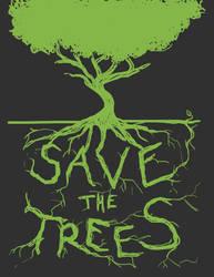 Save the Trees by iamjoanna