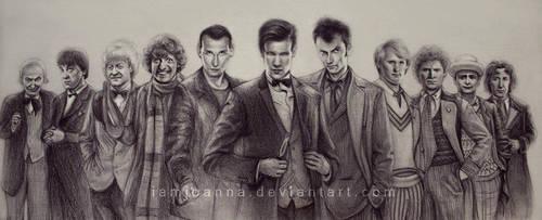 Doctor Who? by iamjoanna