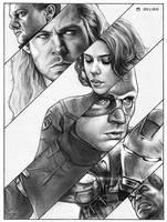 The Avengers by iamjoanna