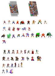 Capcom VS SNK by Aouli95