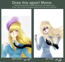:Draw this again: by Rotami