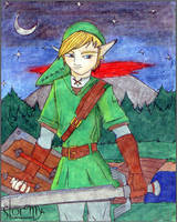 link the hero by 00129